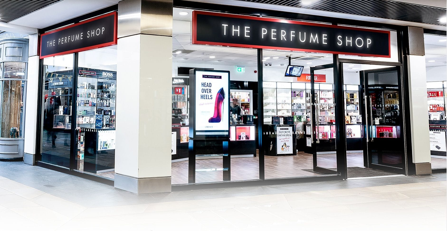 Finding A Cheap Perfume Shop Makes Anyone Happy - Ever fumed